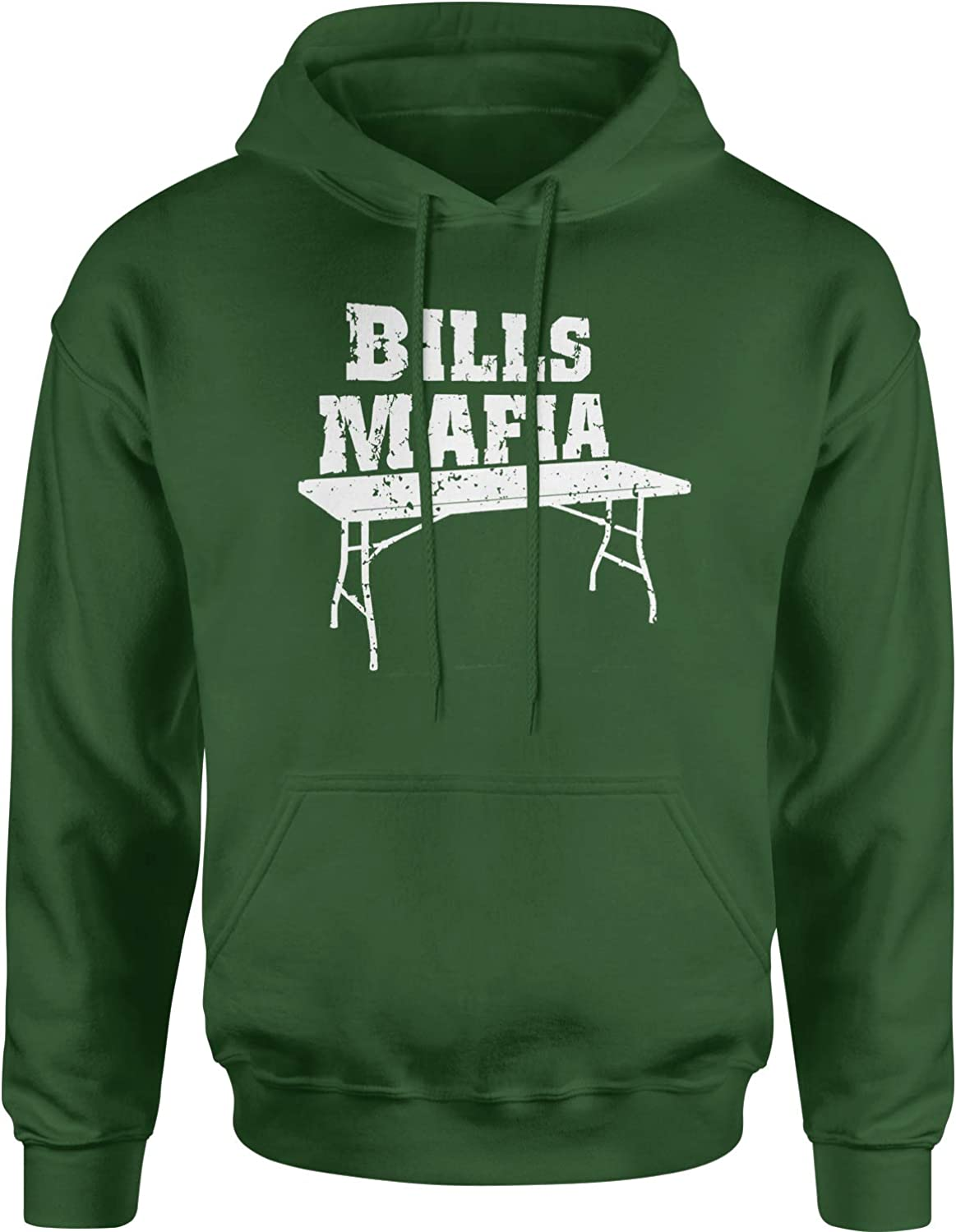 Expression Tees Bills Mafia Football Fan Unisex Adult Hoodie