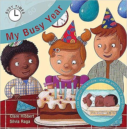 My Busy Year por Claire Hibbert epub