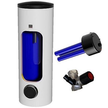 300 L L calentador eléctrico agua caliente eléctrico Memoria con cerámica calefacción tinta 3 – 6 kW