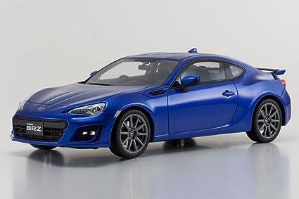 Amazon.com: Kyosho Subaru BRZ GT, Blue KSR18027BL - Coche de ...