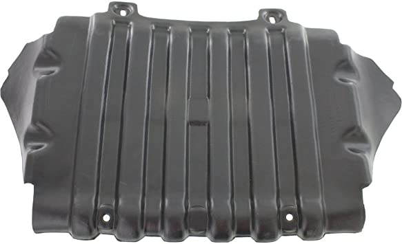 Engine Splash Shield compatible with Cadillac Escalade 07-14 Under Cover Front EXCludes 2007 Classic