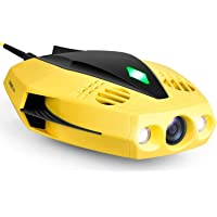 Chasing Dory 1080p Underwater Drone with Carrying Case (Yellow)