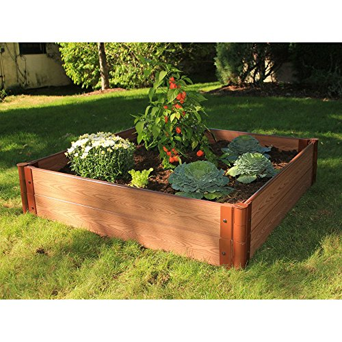 2-Level Raised Garden by Frame It All's