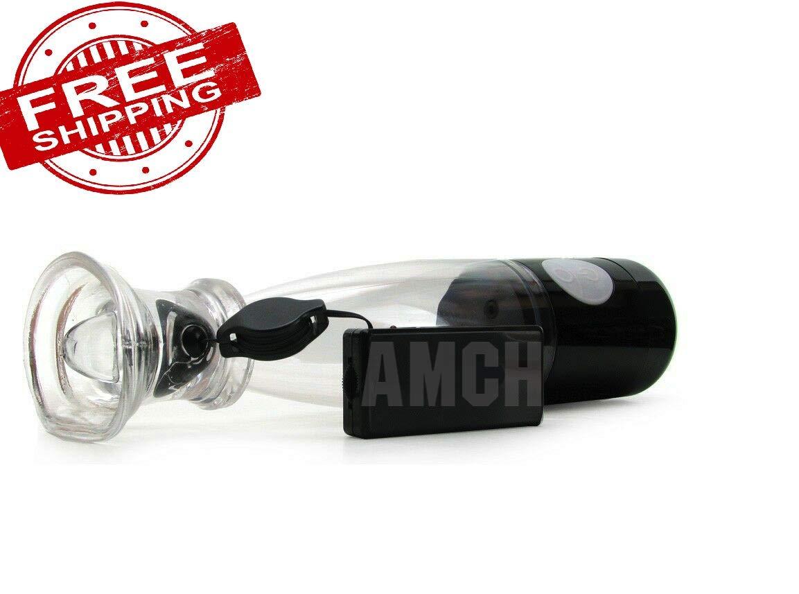 AMCH Extreme Power Pump Multi Speed Female Enhancer Enlarger Pleasure Pump Toy for Women