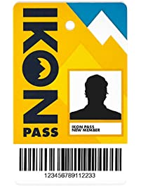 Ikon Base Pass: Adult (Age 23+) ski and snowboard pass. Unlock endless adventure across 41 unique, global destinations.