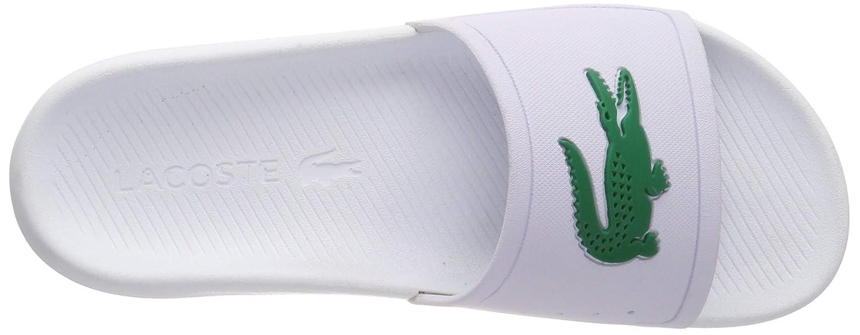 Lacoste Croco Slide 119 1 CMA Sandalias de Punta Descubierta para Hombre