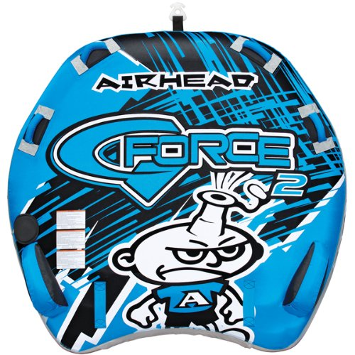 Airhead G-Force Two Rider Towable Tube Airhead G-force Towable
