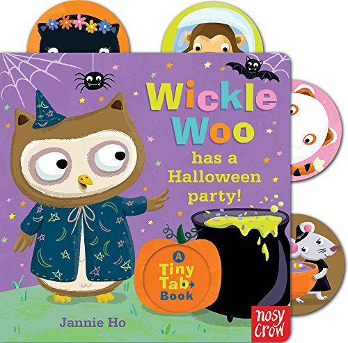 (Tiny Tabs: Wickle Woo has a Halloween)