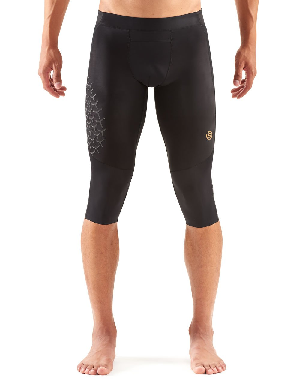 SKINS Men's A400 Compression 3/4 Tights