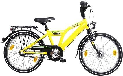 20 Zoll Kinder Fahrrad Jungen Rad Shimano 3 Gang Nexus Zundapp Nabendynamo Stvzo Amazon De Sport Freizeit