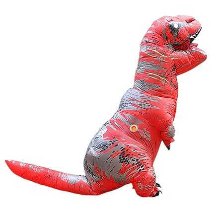 Disfraces de Hinchable T Rex Dinosaurio Traje inflable para ...