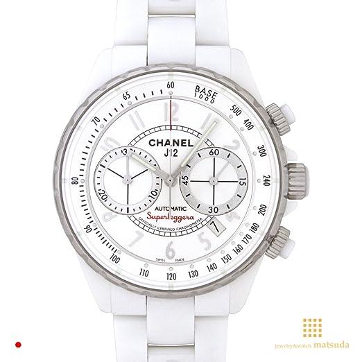 253196586678 【シャネル】 CHANEL 腕時計 J12 スーパーレッジェーラ ホワイトセラミック H3410 メンズ 【並行 ...