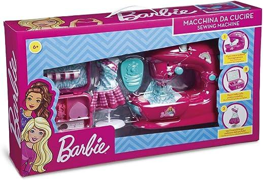 Grandes Juegos gg00530 – Máquina de coser de Barbie , color ...