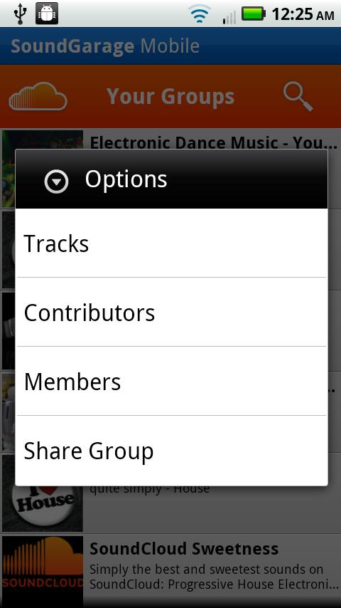 SoundGarage Pro for SoundCloud
