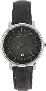 ساعة انالوج بعقارب ib226l من ايبسو - اسود
