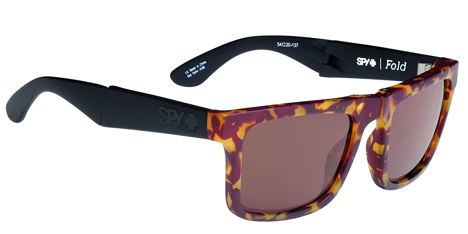647364a979 Amazon.com  Spy Optic The Fold 1956 Flat Sunglasses