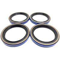 WJB Bearings And Seals WS225230 Front Wheel Seal 12 Month 12,000 Mile Warranty