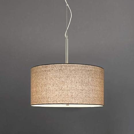 Amazon.com: Lámpara de techo de 18 pulgadas, con acabado de ...