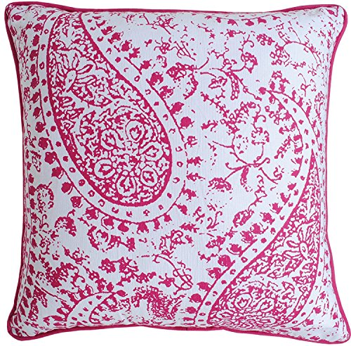 Paisley Printed Fuchsia Decorative Collection product image