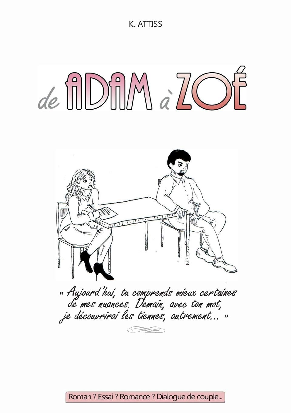 de Adam À Zoé (French Edition) ebook