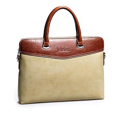 d0101d7de6cf Amazon.com: LXIANGP Laptop Bag Ladies Fashion Briefcase Handbag ...