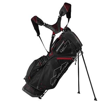 Sun Mountain Bolsa de Golf Golf 2018 4,5, 14 compartimientos ...