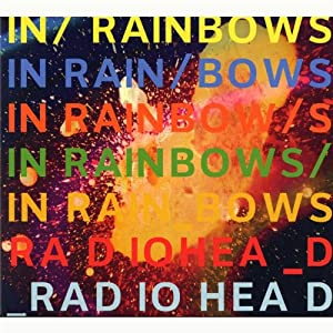 "Afficher ""In rainbows"""