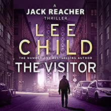 The Visitor: Jack Reacher, Book 4 Audiobook by Lee Child Narrated by Jeff Harding