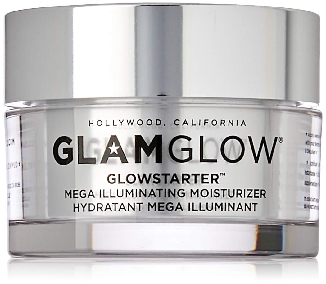 Glamglow Glow Starter Mega Illuminating Moisturizer, Pearl Glow, 1.7 Ounce