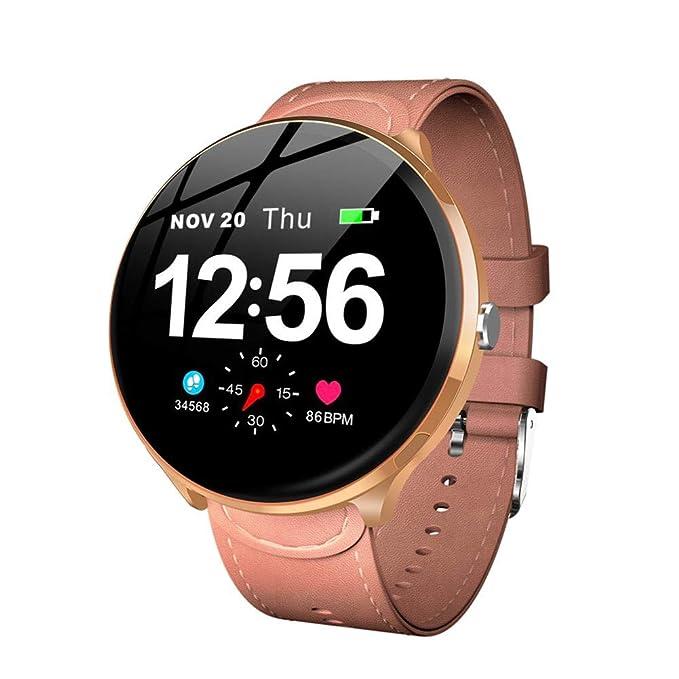 True-Ying Reloj Inteligente para Android iOS LEMFO V12 de 1,3 ...