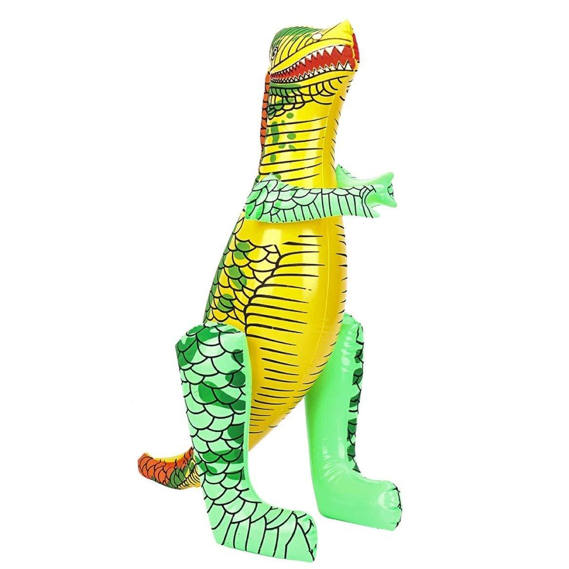 KJweitian Inusual 40/55cm Inflable Dinosaurio Hinchable ...
