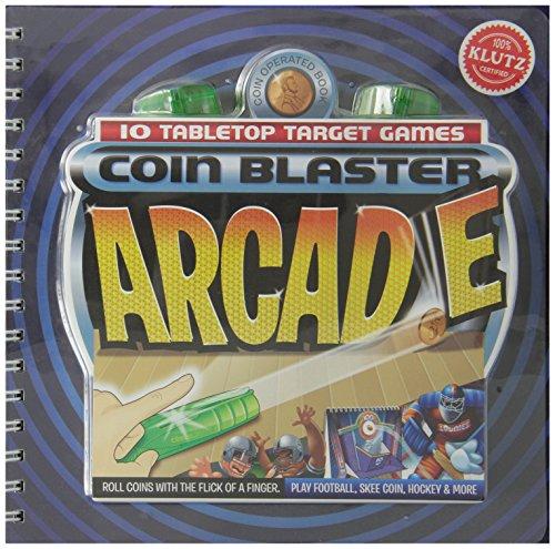 Klutz Coin Blasters Arcade Book