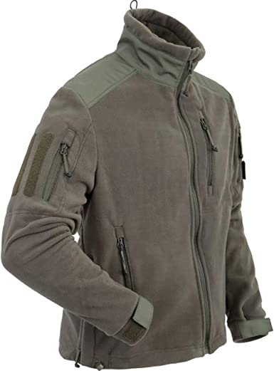 ANA Tactical Fleece Hoodie EMR Digital Flora Russian