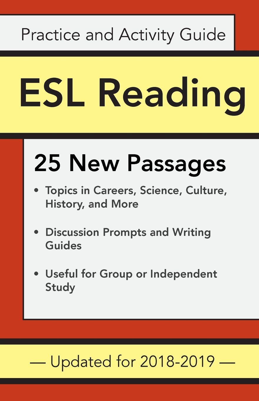 - Buy ESL Reading: 25 New Passages Book Online At Low Prices In