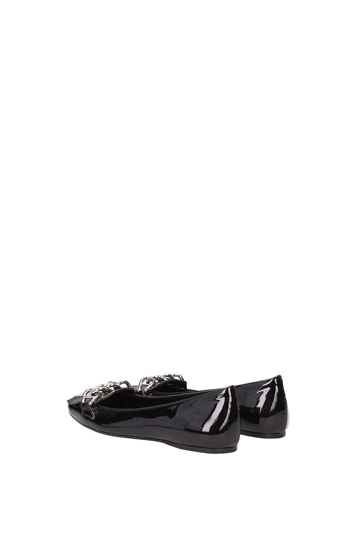 Mocasines Prada Mujer - (1F0403FNERO) EU: Amazon.es: Zapatos y complementos