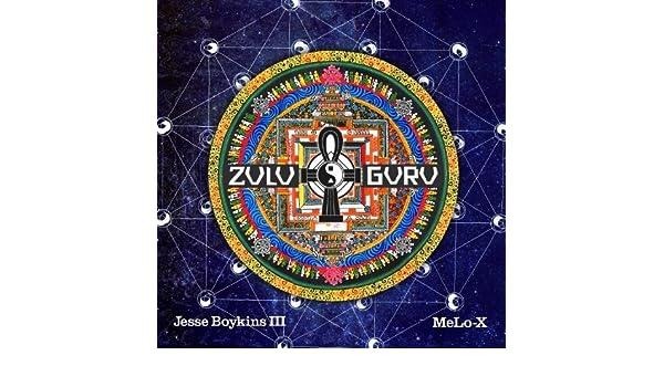 Zulu Guru by Ninja Tune: Jesse Boykins III, Melo-X: Amazon ...