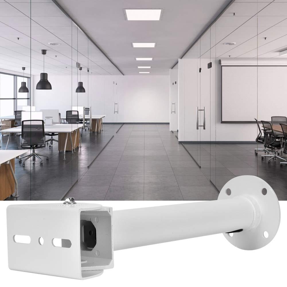 30 cm Montaje Ajustable de Metal Soporte de Seguridad de Techo de Mesa de Pared para C/ámara CCTV Interior y Exterior Soporte de Montaje