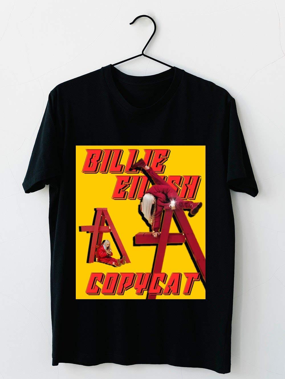 Amazon Com Billie Eilish Copycat 37 T Shirt Hoodie For Men