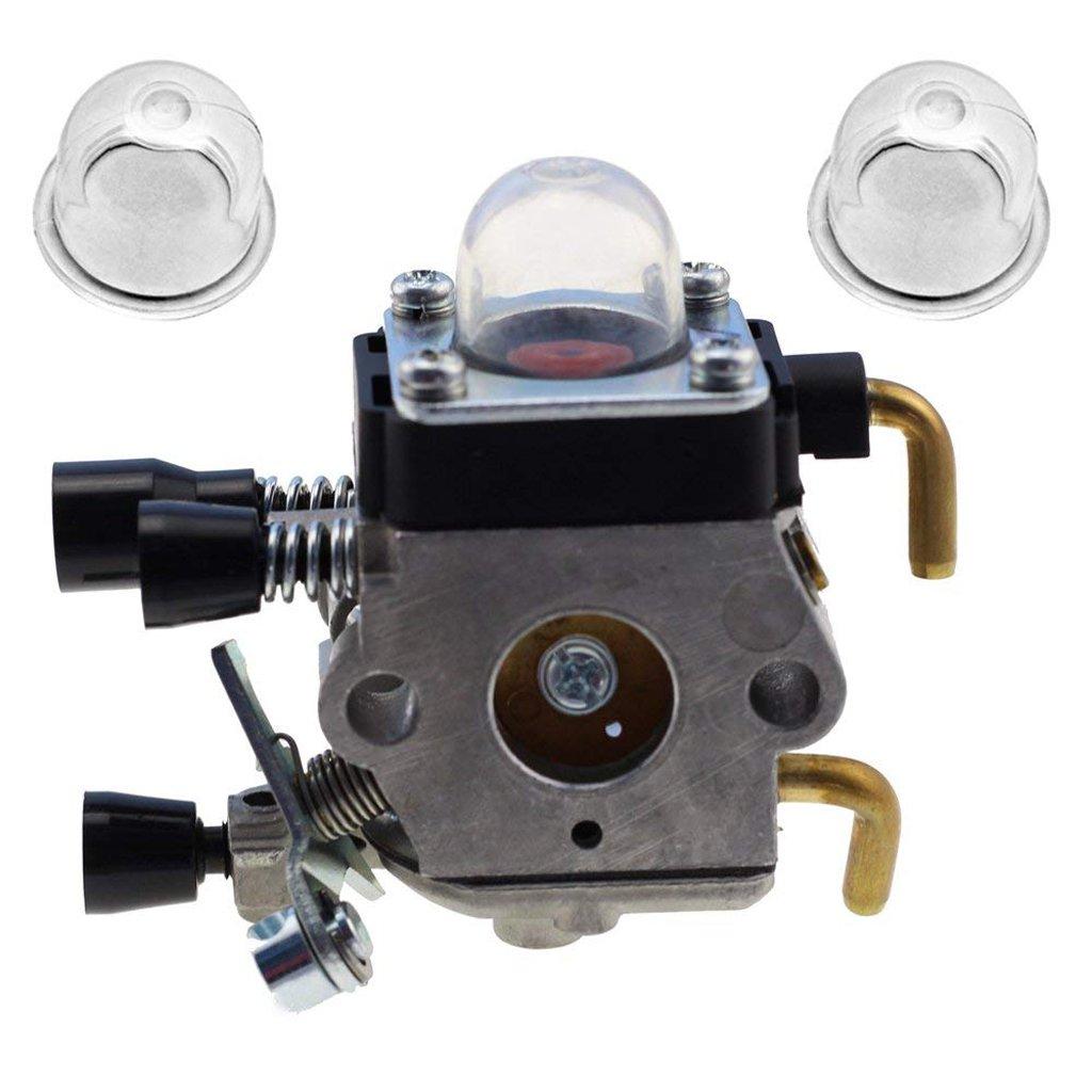 Homyl Kit Carburador Primer Bulb para Stihl FS55 fs55 C: Amazon.es ...