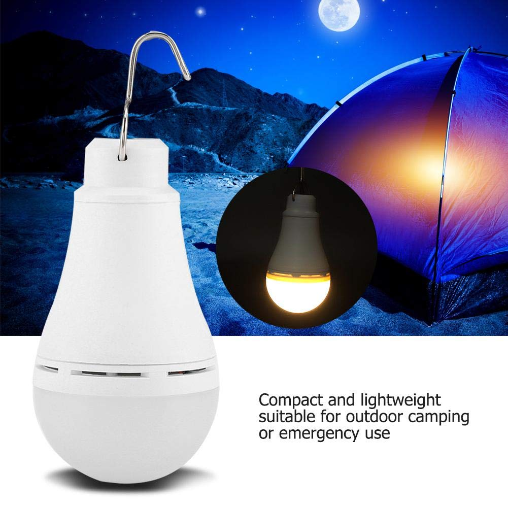10W LED USB Laterne Zelt Gl/ühbirne Wiederaufladbare Notleuchte f/ür Outdoor Indoor Camping Lesen Beleuchtung 5 V Riuty Camping Licht LED Gl/ühbirne