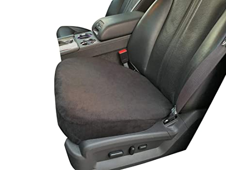 Surprising Auto Console Covers Seat Cover Bottom Only 1 Cover Black Fleece Compatible With All Ram Truck 2012 2016 Machost Co Dining Chair Design Ideas Machostcouk
