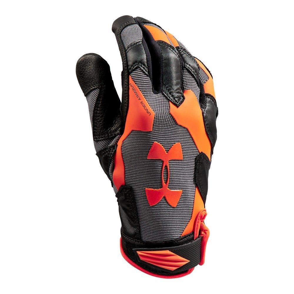 Under Armour Men's Renegade Training Gloves, Graphite /Vivid, Medium