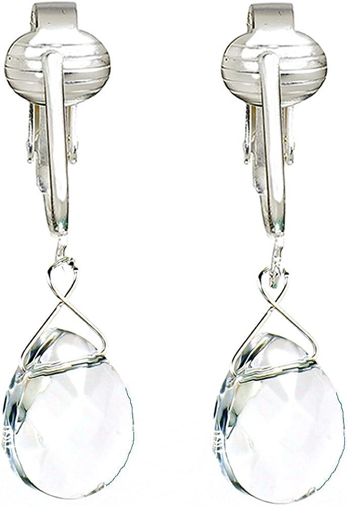 Aloha Earrings Glass...