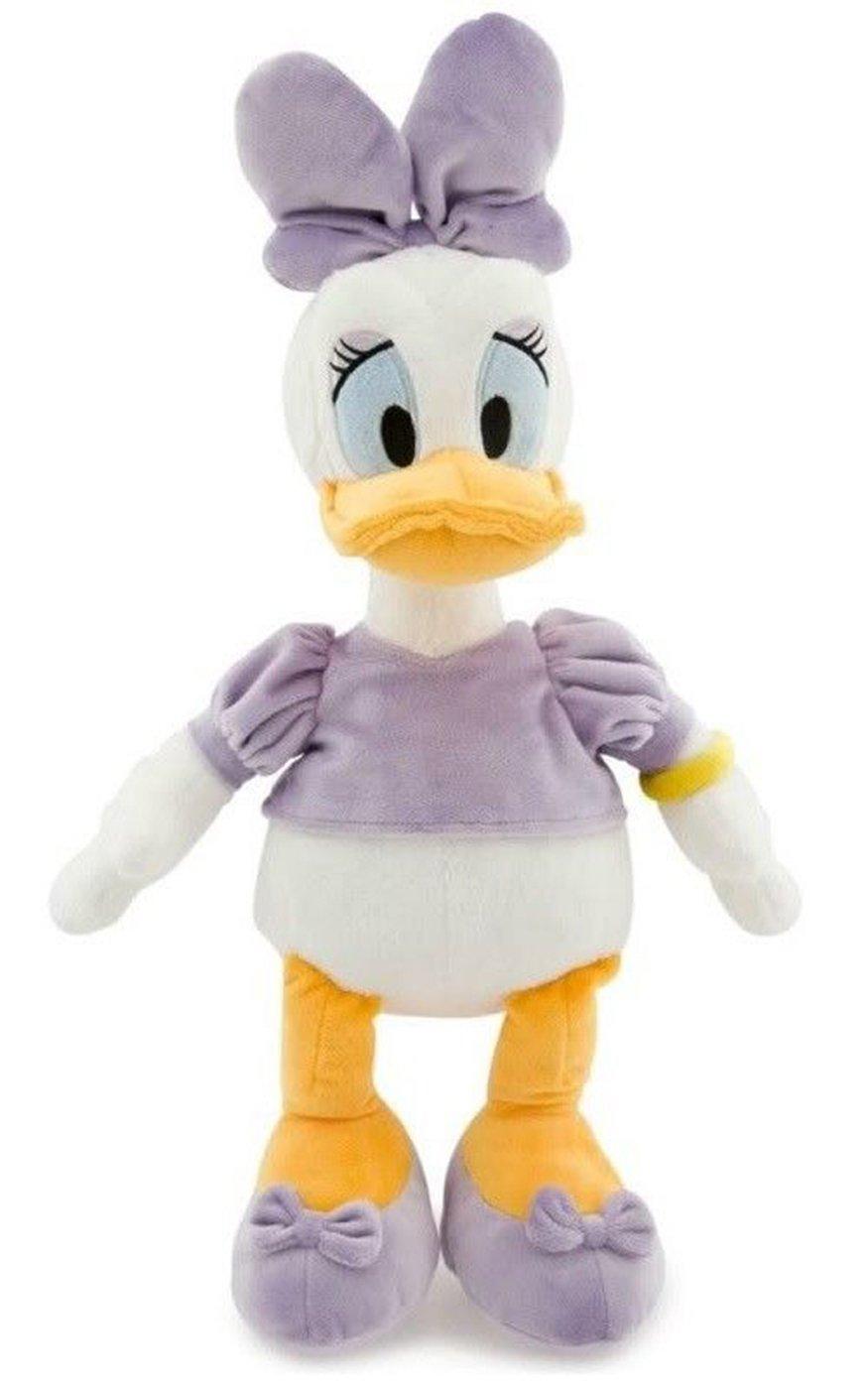 amazon com disney 8 daisy duck plush toys games