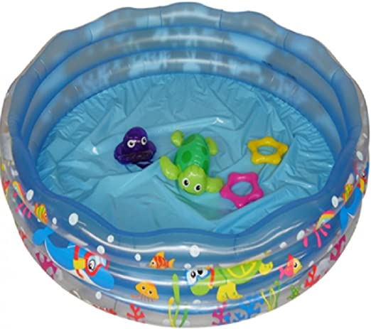 Dreams4Home planschbecken Aqua – Pool, niño Pool, piscina, sin ...