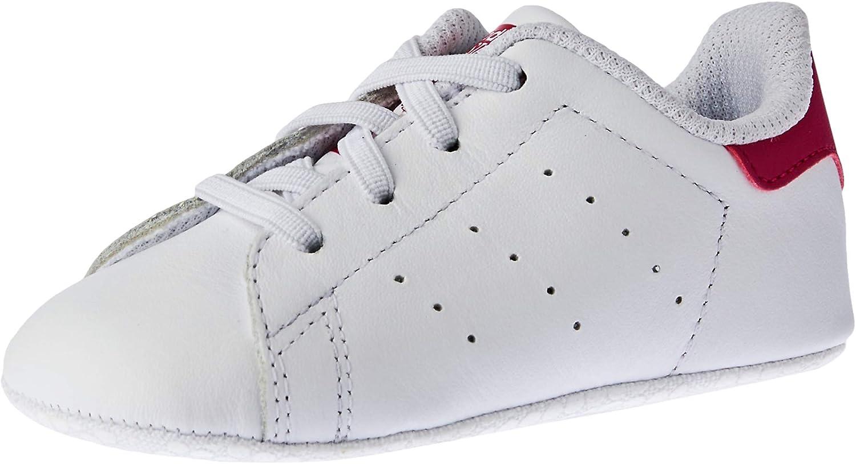 adidas Originals Stan Smith Crib, Scarpe da Ginnastica Basse Unisex – Bimbi...