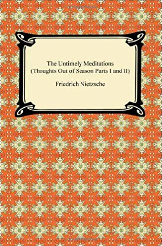 THOUGHTS OUT OF SEASON EPUB