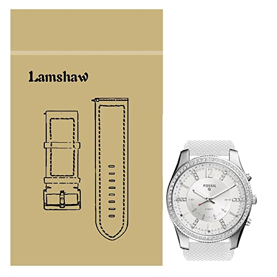 Amazon.com: For Fossil Q Scarlette Band, Lamshaw Quick ...