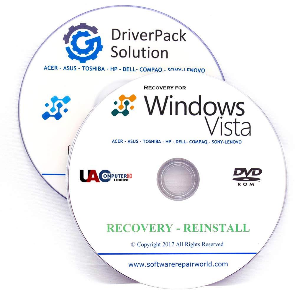 Repair Recovery Windows Vista Home Premium Install Reinstall Restore