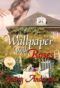 Wallpaper with Roses by [Andersen, Jenny]